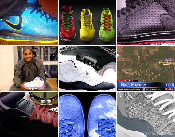 Sneaker News Weekly Rewind  12 18 - 12 24 - SneakerNews.com bd9344ded29d