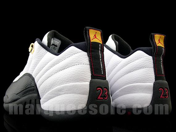 Air Jordan XII Low  Taxi  - 2011 Retro - SneakerNews.com 5f2d53e479f5