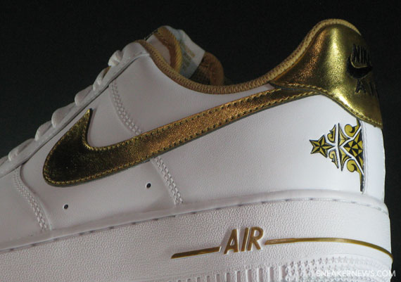 on sale 650e9 a5c7c Nike Air Force 1 Low 'All-Star 2011' Pack - SneakerNews.com