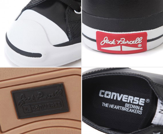 Bedwin amp the Heartbreakers x Converse Jack Purcell ??Mike??