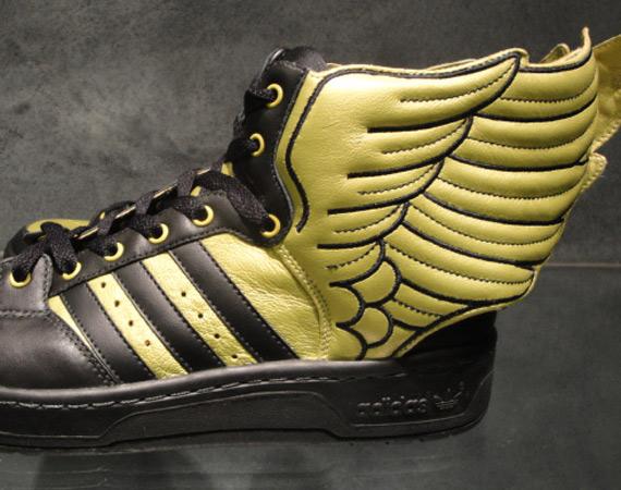 big sale 891fe bd6a5 Jeremy Scott x adidas Originals JS Wings 2.0  C Black  C Gold good