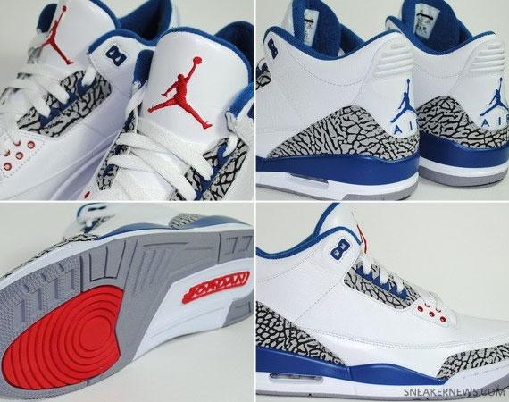 Air Jordan 3 True Blue 2011 Ebay ReAgM