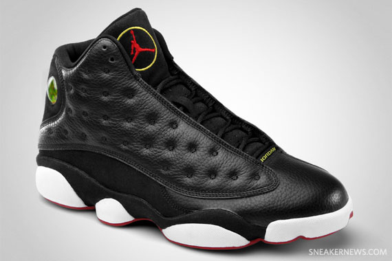 6d625a468a7 Air Jordan XIII (13) Retro - 'Playoffs' | Release Info - SneakerNews.com