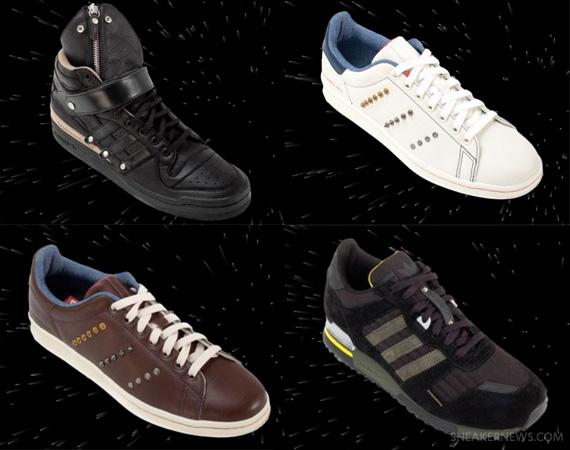 Diesel x adidas Originals Footwear