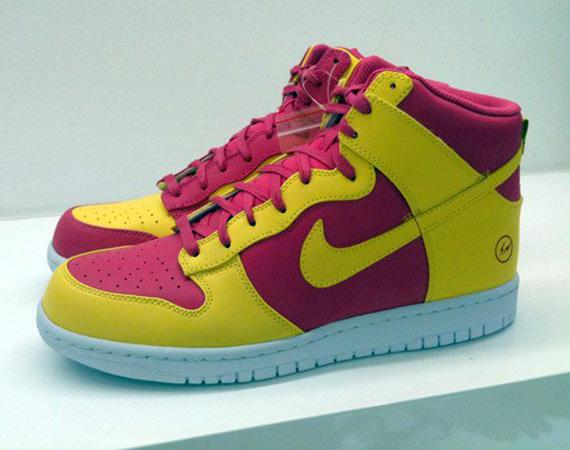 125f7b5ea603 fragment design x Nike Dunk High  London  – New Images - SneakerNews.com