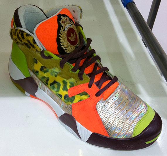 160973649ce8 Jeremy Scott x adidas Originals - Fall 2011 Preview - SneakerNews.com