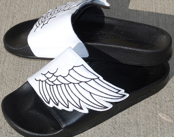 jeremy scott adidas slides