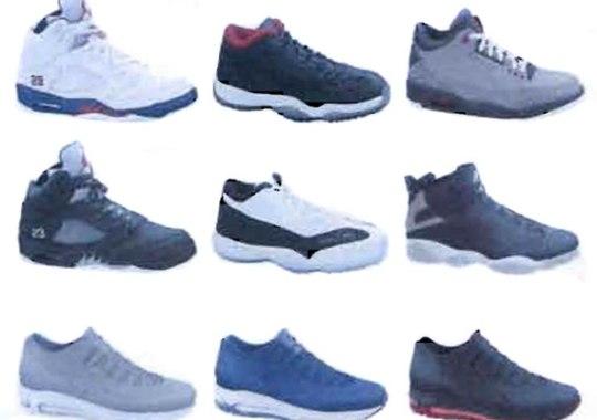 Jordan Brand Fall 2011 Footwear Preview