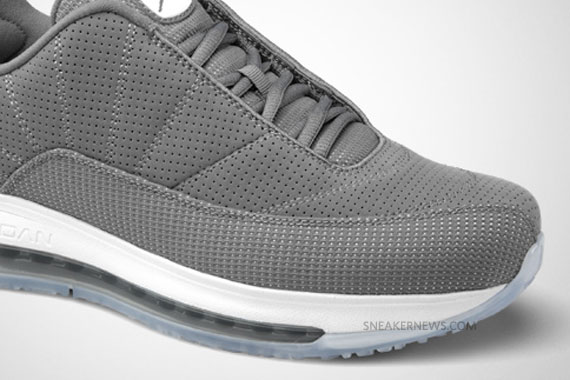 Air Jordan CMFT Max Air 12 ??Cool Grey??