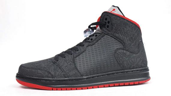 huge discount 3db69 18ba5 Air Jordan Prime 5 Laser - Black - Varsity Red   Detailed Images ...