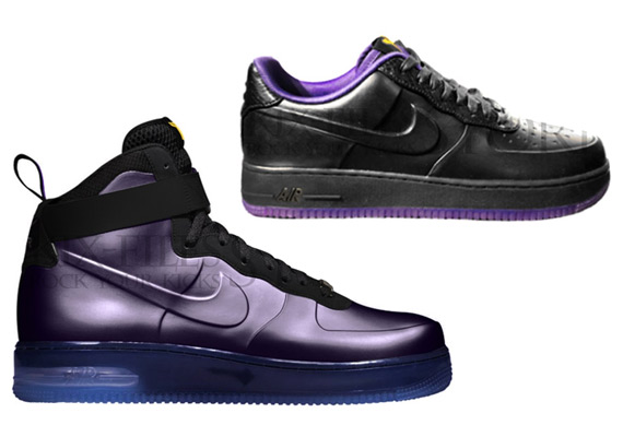 hot sale online d56be 9bed8 Kobe Bryant x Nike Air Force 1 Pack – Available for Pre-Order