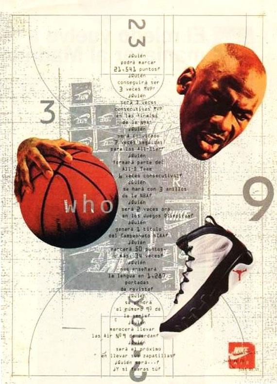 Air Jordan 9 1994 Annonse 6BoNDwNlW8