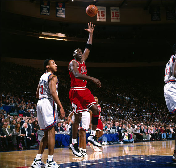 michael jordan and the quotdouble nickelquot sneakernewscom