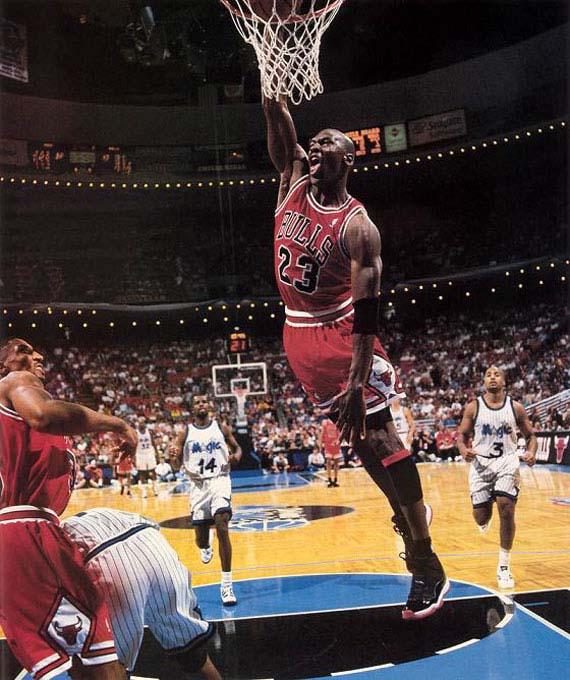 560bfc66576 Michael Jordan Through The Years: Air Jordan XI - Part 2 ...