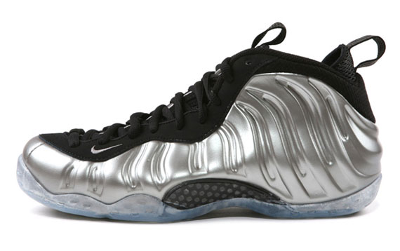 The Nike Air Foamposite One Hologram Drops on Black ...