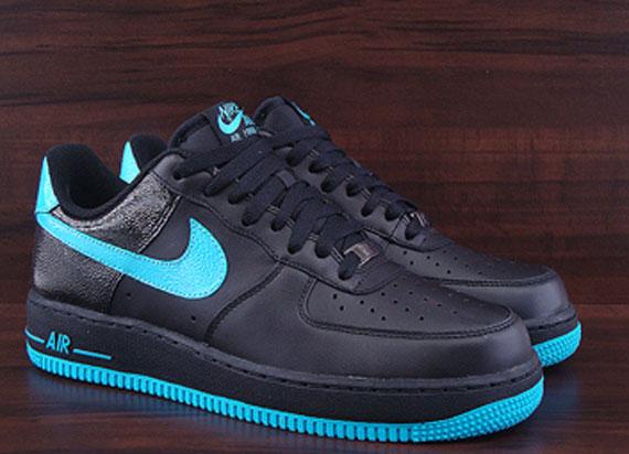 Nike Air Force 1 Low '07 – Black