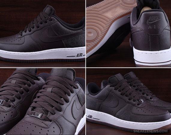 różnie wielka wyprzedaż uk delikatne kolory Nike Air Force 1 Low '07 – Velvet Brown – White ...