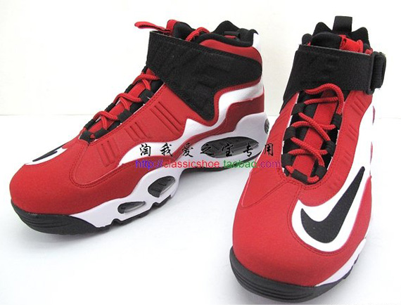 Nike Air Griffey Max 1 – 'Sport Red