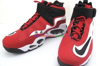 92c5140d34 Nike Air Griffey Max 1 – 'Sport Red' | Release Info - SneakerNews.com