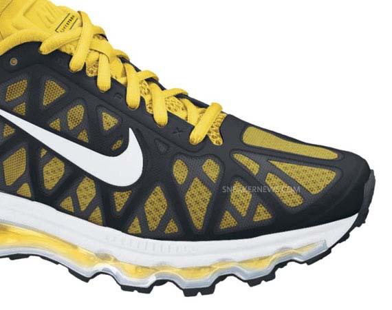 nike air max 2011 yellow