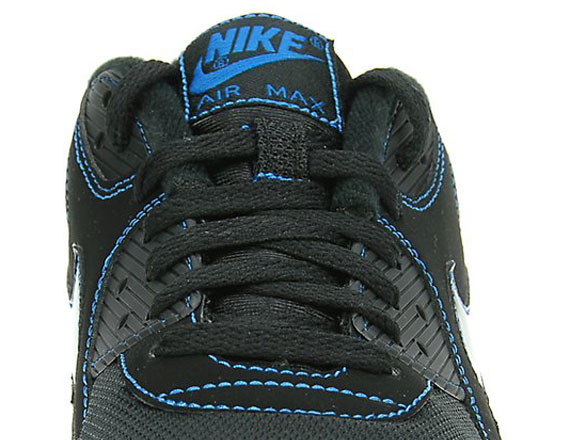 Nike Air Max 90 Black Blue Jd Sports Sneakernews Com