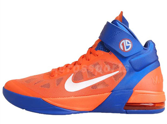 new arrival b0db7 5ddb7 Nike Air Max Fly By – Amare Stoudemire PE | Available on ...