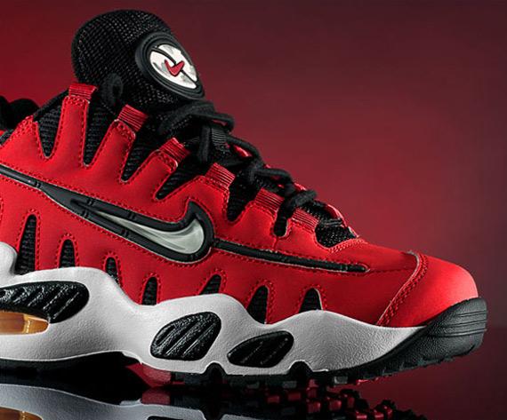 sale retailer eecb0 90dea high-quality Nike Air Max NM Nomo Varsity Red Black New Images
