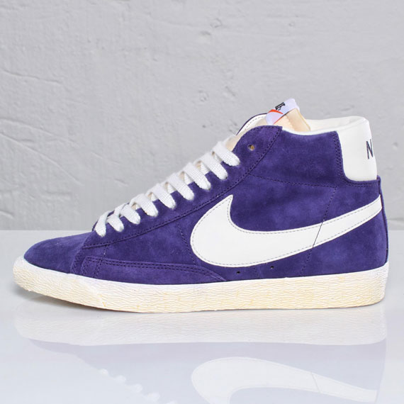 Nike Blazer High Suede