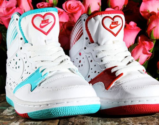 Nike WMNS Court Force High – Valentine's Day 2011