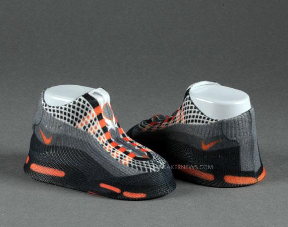 Air Jordan & Air Max 95 Baby Sneaker Socks - SneakerNews.com