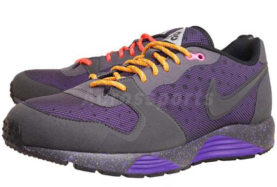 cruzar Insignia Sin alterar  Nike Lunar Vengeance ACG Terra – Dark Shadow – Varsity Purple | Available -  SneakerNews.com