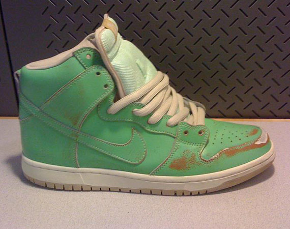 check out 20c1f 4cd76 Nike SB Dunk High - 'Statue of Liberty' | February 2011 ...