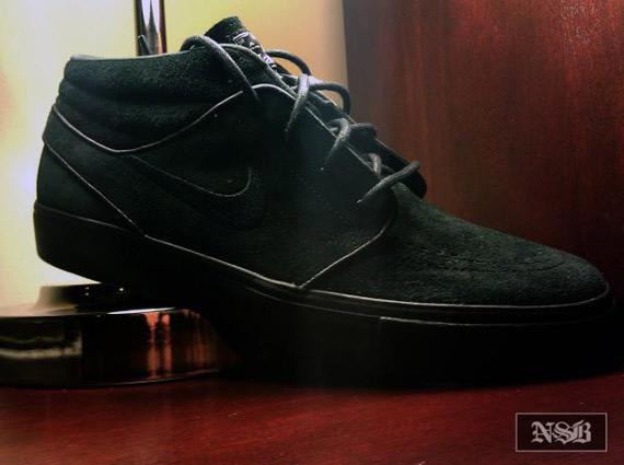 stefan janoski all black