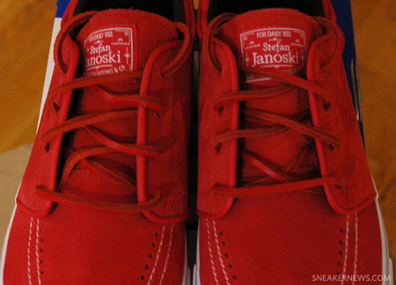 Nike Janoski En Daim Rouge CkB7ctVX