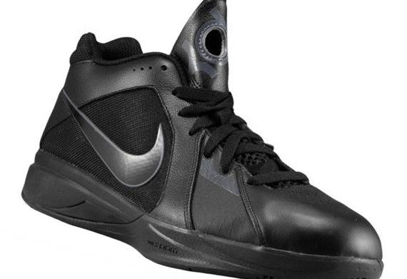 65049b02f5be Nike Zoom KD III - Blackout