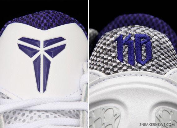5ff177c2c06c Nike Zoom Kobe Venomenon – White - Concord - Neutral Grey - Del Sol ...