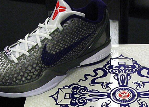 newest fc066 62a65 Nike Zoom Kobe VI  China  – Packaging - SneakerNews.com