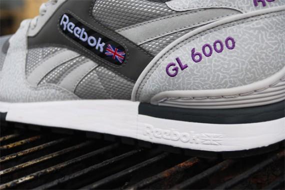 Reebok 6000 GL Spring/Summer 2011 Colorways