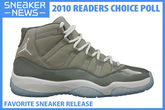 75526899f7c40a Sneaker News 2010 Readers Choice Awards - SneakerNews.com