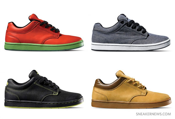 Supra Antwuan Dixon Pro Model Spring 2011 Colorways Sneakernewscom