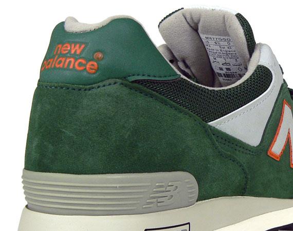 New Balance M577GGO ??Made in England?? Green Suede