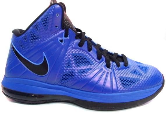 Nike LeBron 8 P.S. Royal Black New Photos