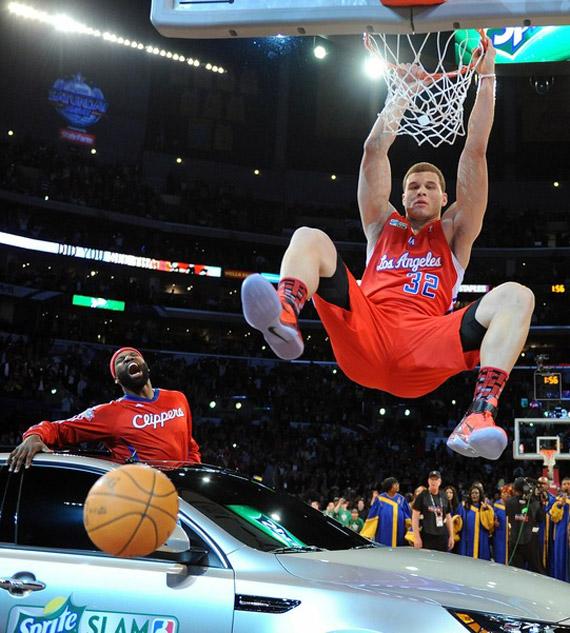 "Blake Griffin ""10.0"" Slam Dunk"