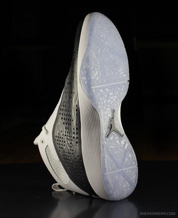 D Wade Air Jordan 2011 (blanc / Noir / Anthracite) drF1NkaFpE