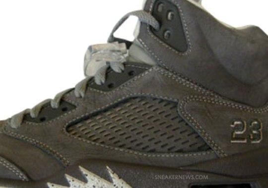 Air Jordan V Retro – 'Wolf Grey' | Release Info