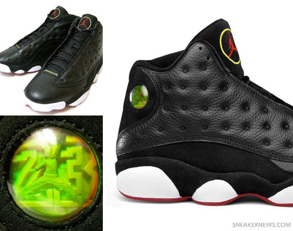 Air Jordan XIII – Black – Varsity Red – White – Vibrant Yellow ... 267e60b08