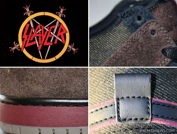 ba247ffb66a0 Brooklyn Projects x Nike SB Dunk High   Reign in Blood   Teaser Pics ...