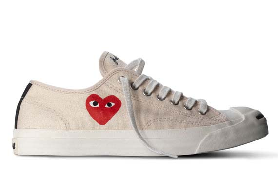Converse Jack Purcell Comme Des Garcons Ebay