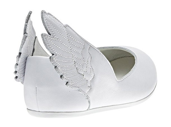 adidas jeremy scott wings ballerina white