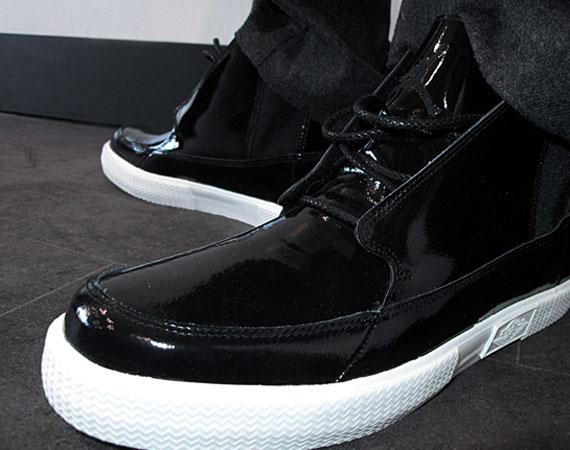 Jordan V.2 Grown – Black Patent Leather
